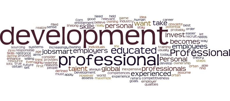 Own Your Personal and Professional Development